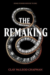 The Remaking book cover with snake eating it's own tail