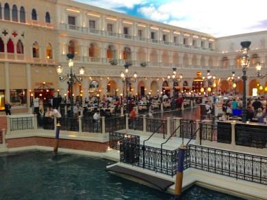 Indoor Venice, Vegas