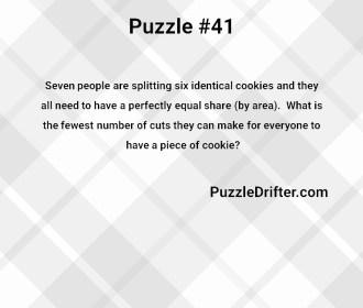 Puzzle #41: Math-ish-matic