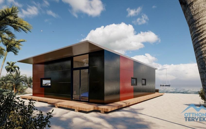 Gran Canaria 138 m²-es PuzzleHome modulház
