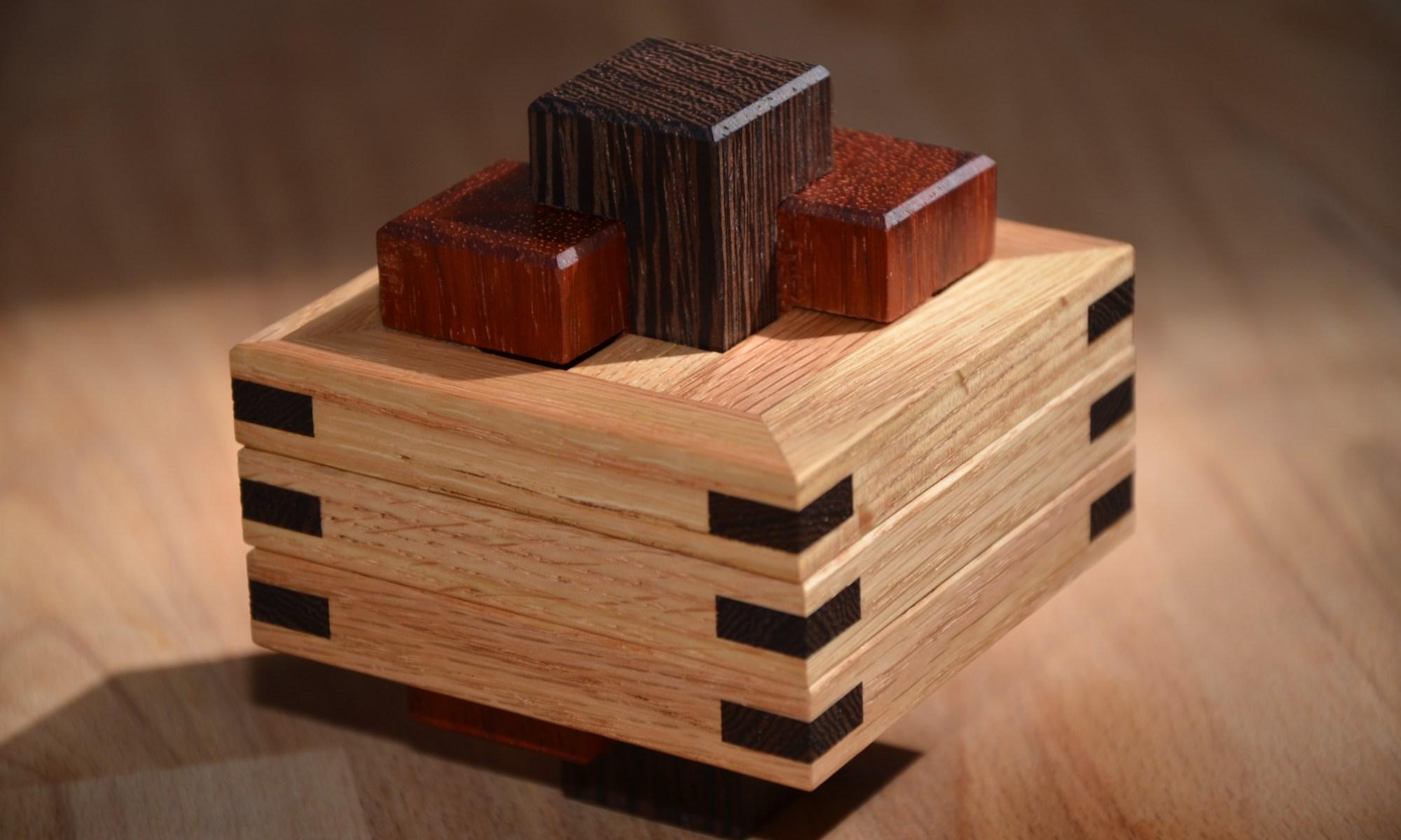 Burr Puzzle – Puzzle Pusher