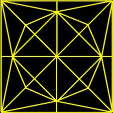 How many Triangles are there in this picture