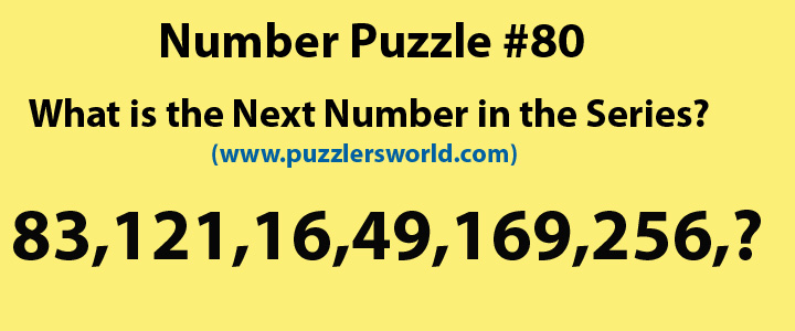 number puzzle #80, next number in series ?