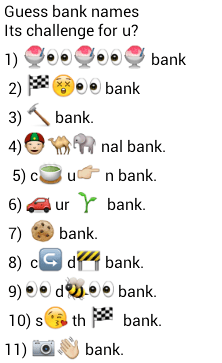 Guess bank names-2