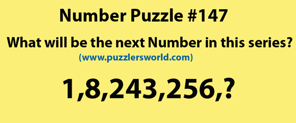 Number-Puzzle-#147