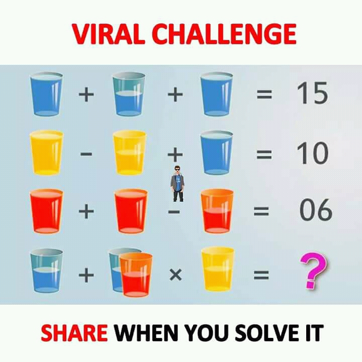 Can You Solve This Viral Math Puzzle That Is Boggling: Mathematical Puzzles