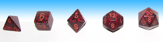 Many-Sided Dice