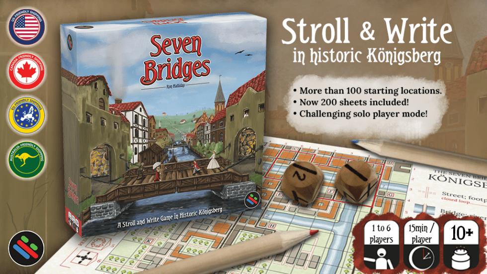 Seven Bridges is launching Oct 29th on Kickstarter