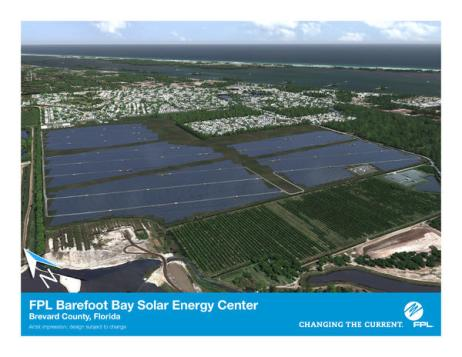 Bluefoot Bay Solar Energy Center