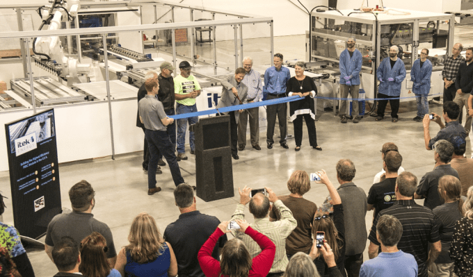 Ribbon Cutting 3