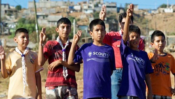 Merida Initiative Backing For Tijuana Boy Scouts
