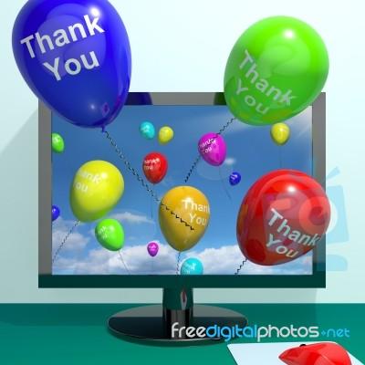 balloons-with-thank-you-word-100100918 freedigitalphotos.net