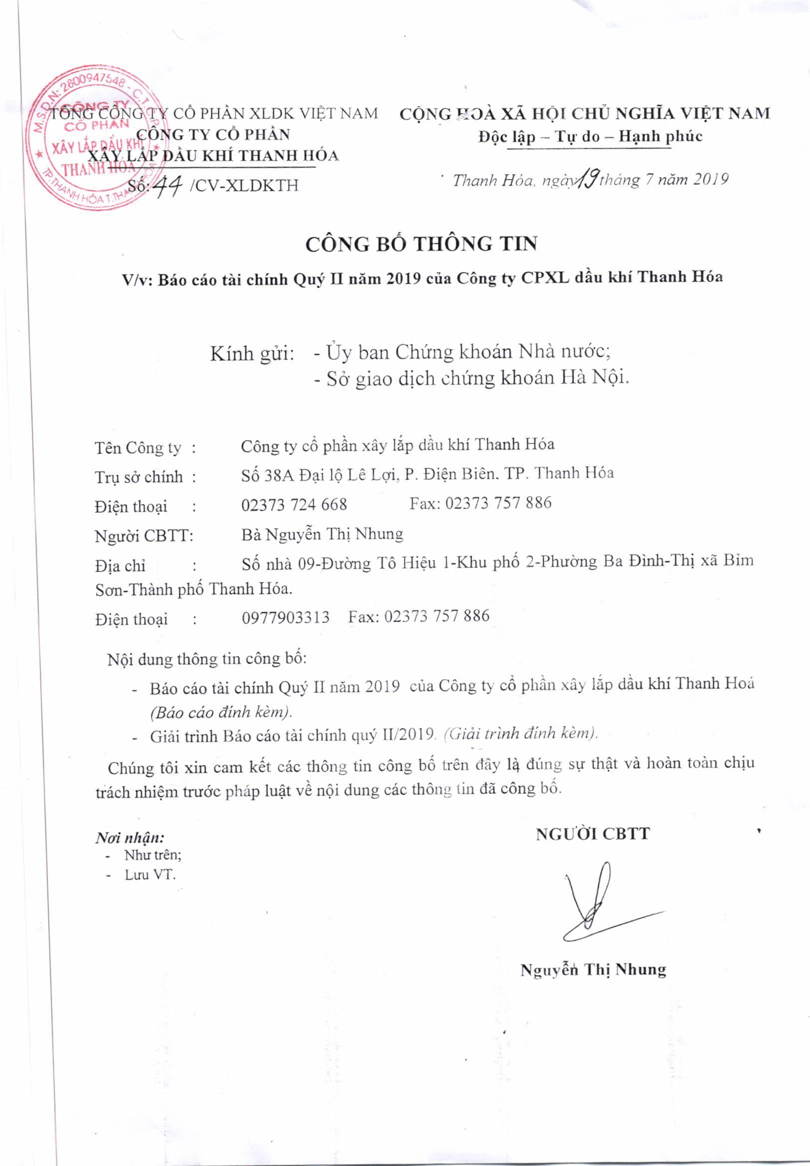 44- Cong bo thong tin BCTC Quy II-2019 (1)