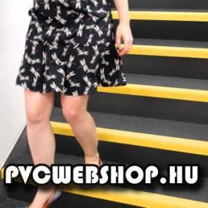 PVC lépcsőtakaró és lépcsővédő