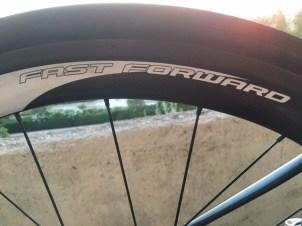 Full carbon wheels, duh.