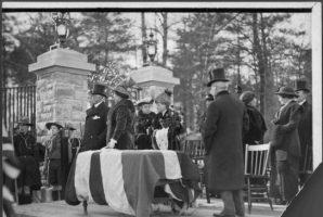 High Park Gates ceremony 1914