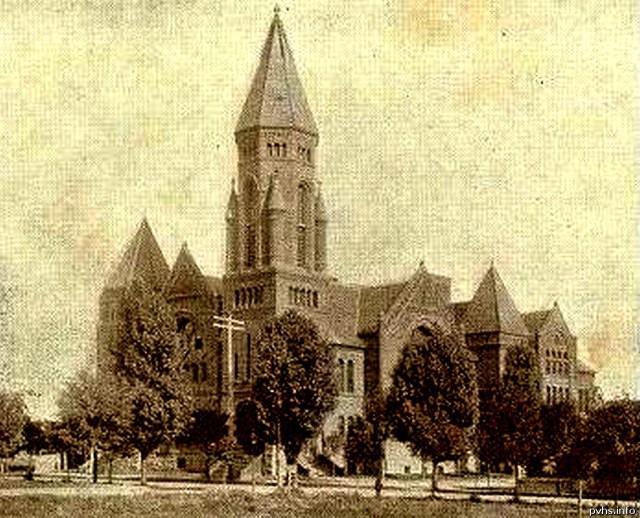 1 1890 Parkdale Methodist Church on King at Dunn.