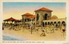 1950 c postcard Sunnyside beach