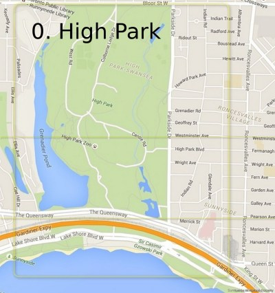 0 High Park SHS