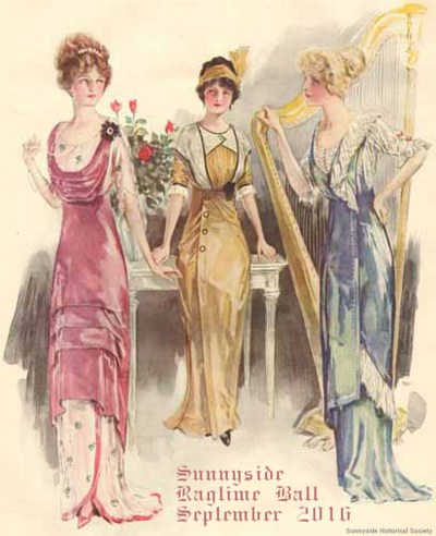 9. Call for volunteers to help organize the 1st Annual Sunnyside Ragtime Ball - a 1920's themed event - in keeping with the Sunnyside Historical Society concept of course. Probably for the 3rd Friday of September- TBA. We need volunteers for the hall committee, decorating committee, entertainment & music committee, marketing etc. If you can't volunteer to organize, perhaps you would like to put together a table to attend etcetera? Purpose will be to raise funds to support the Sunnyside Historical Society website, which costs about $500/year to maintain, Jane's Walks and other community outreach objectives - and to dress up and HAVE FUN!!!!!! If you would like to participate & have time or skills to offer for a good cause, call/text Mona Paris at 647 834-7092 or email mona.paris@icloud.com.