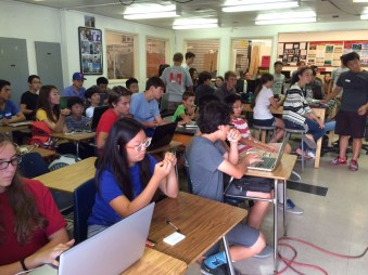 Palos Verdes Institute of Technology | PVIT 101 workshop