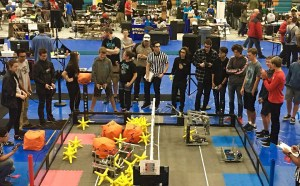 PVIT at South San DIego VEX Tournament December 2016