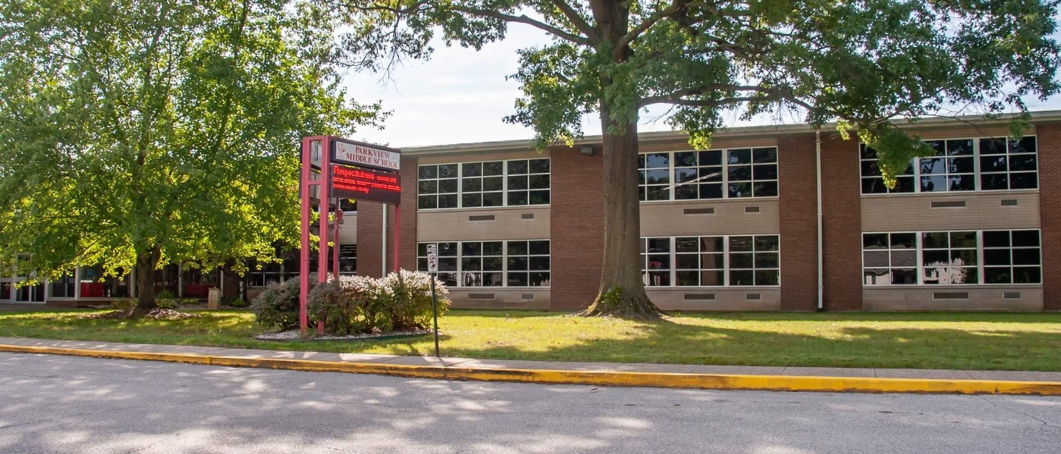 Parkview Middle School exterior
