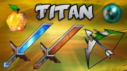 Titan Animated Minecraft PvP Texture Pack