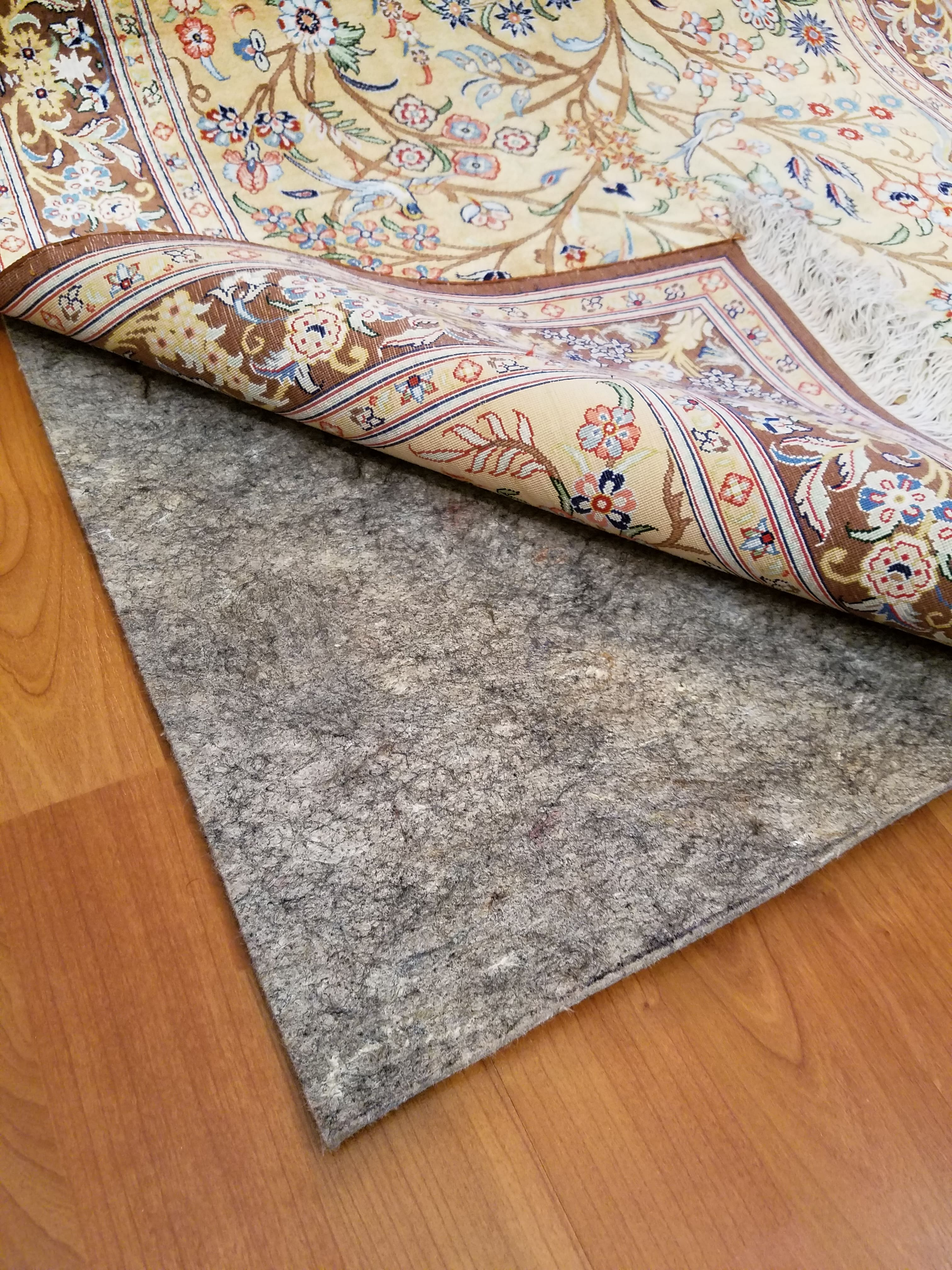 Our Super Deluxe Rug Pads Are Some Of The Longest Lasting, Most Durable  Products On The Market. We Use Natural Rubber Instead Of Inferior Synthetic  Latex.