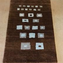 gabeh-brown-light-blue-rug-square-design-overview