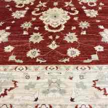 Traditional Red Wool Rug Scottsdale AZ Overview PV Rugs