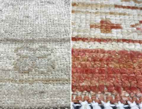 Wool Foundation Rugs vs Cotton Foundation Rugs Scottsdale AZ PV Rugs