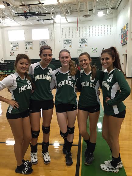 Pascack Valley volleyball team stays hot – The Smoke Signal
