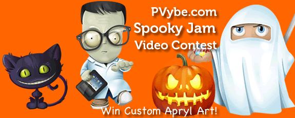 Spooky Jam Update