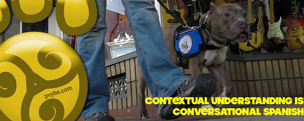 Contextual Understanding is Like Conversational Spanish