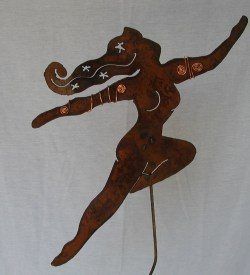 Leaping Maiden