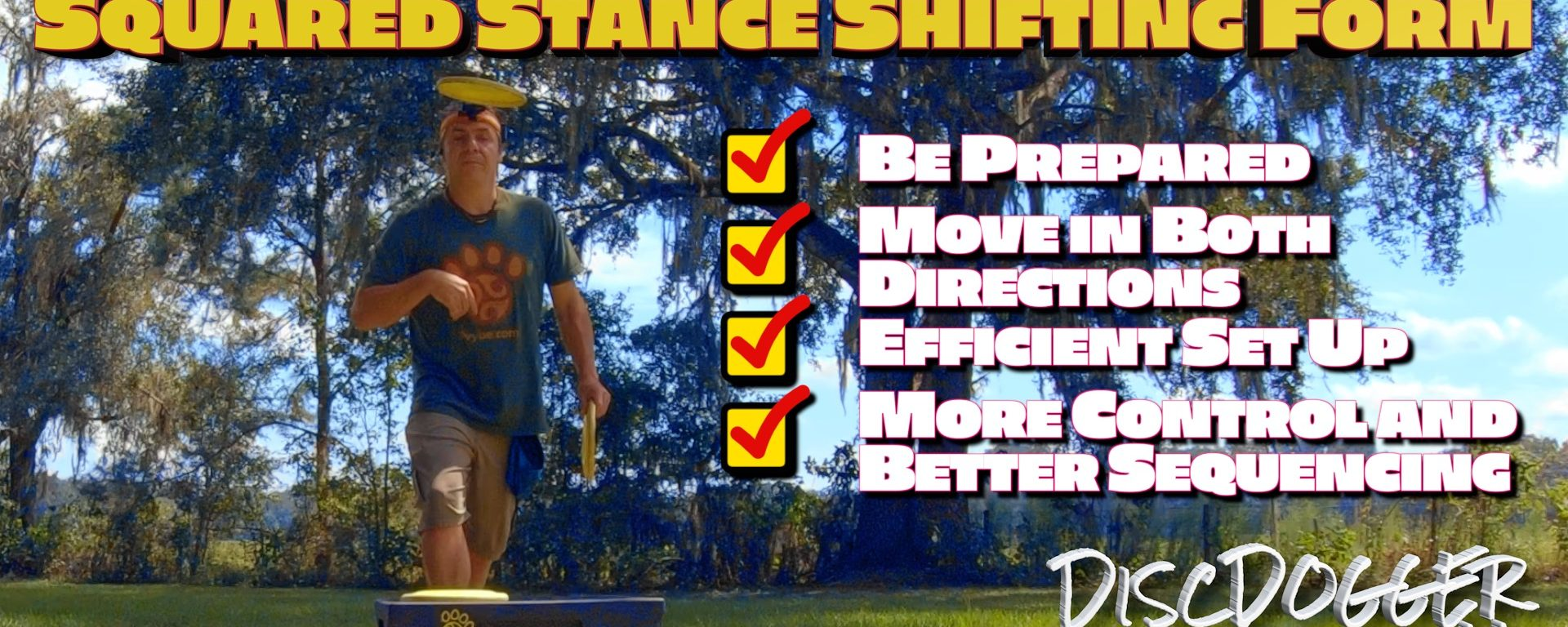 Better Interior Team Movement | Squared Stance Shifting Form