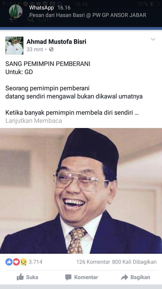 Gus Mus Quotes : quotes, Quotes, Tentang, Jodoh