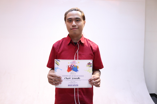 Philwomenian bags prize at Sketch Fest Davao leg