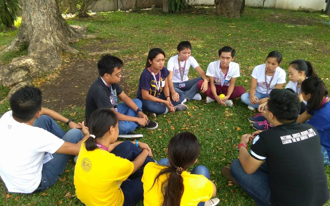 NSTP Leadership Training 2017