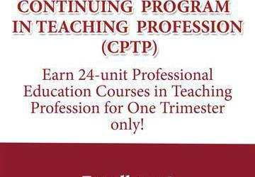 Continuous Program in Teaching Profession offered by PWC