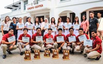 PWC of Davao dominates YES Boot Camp 2018