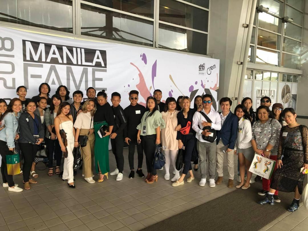 Fine Arts, Interior Design students embark on exposure tour