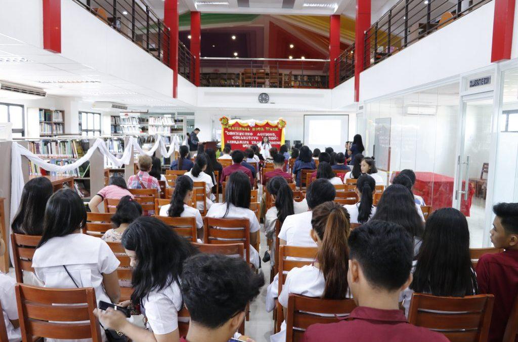 PWC celebrates National Book Week