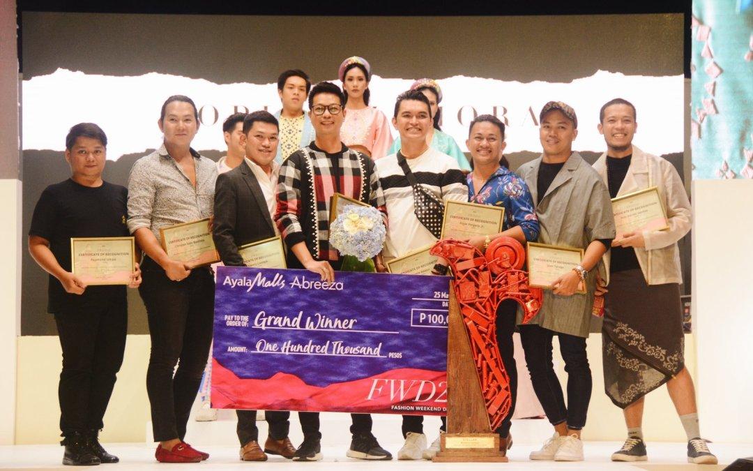 Stellar: Mindanao Heritage Fashion Designers Competition 2019