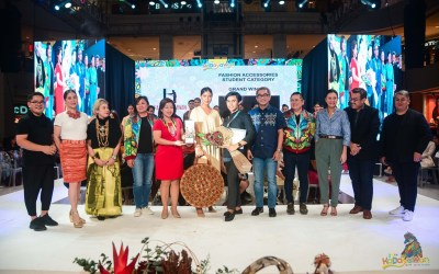 Fashion Design student wins Habi Kadayawan 2019