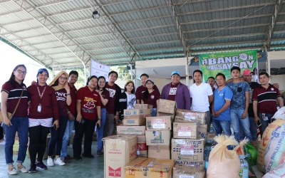 PWC conducts quake relief operation