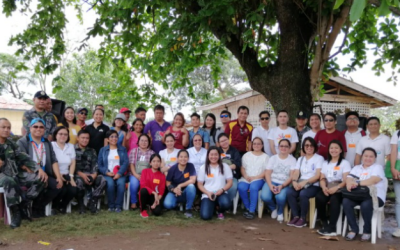 PWC and DACUN schools go on psychosocial mission