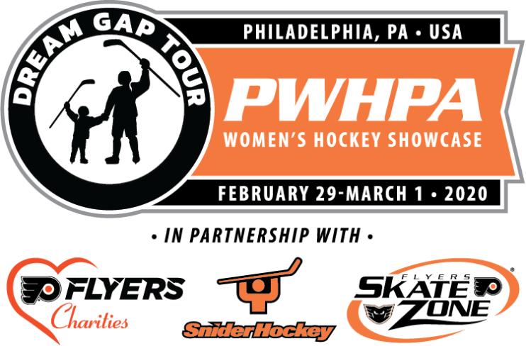 PWHPA Philadelphia Women's Hockey Showcase