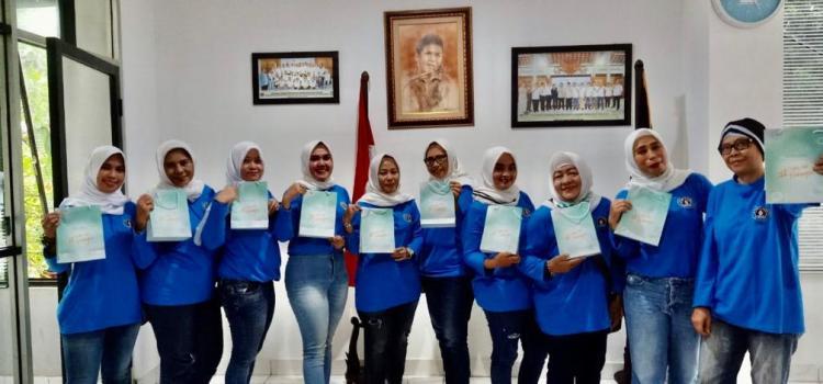 IKWI Kota Bandung Bersama Wardah Indonesia Adakan Acara Virtual Skin Session